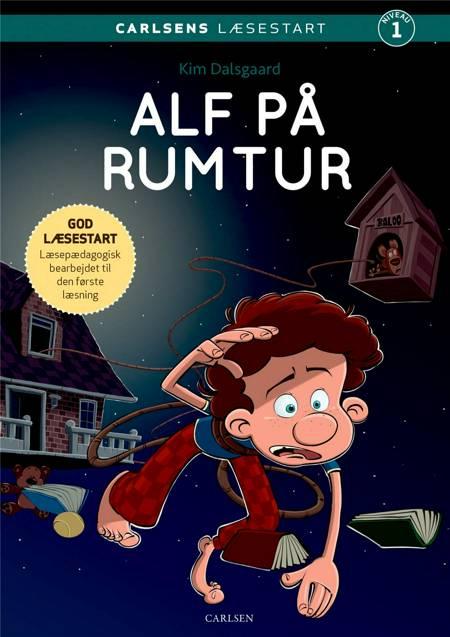 Alf på rumtur af Kim Dalsgaard