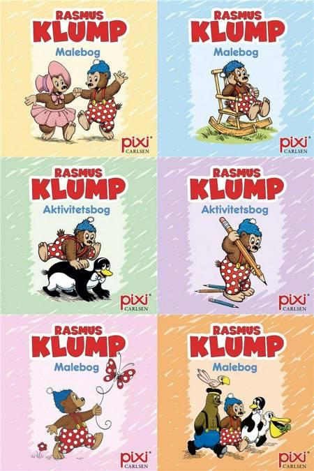 Krea Pixi®-serie 2: Rasmus Klump (kolli 48) af Vilhelm Hansen og Carla Hansen