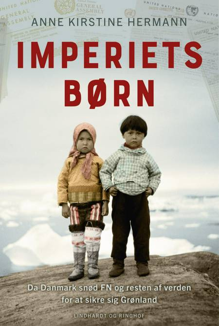 Imperiets børn af Anne Kirstine Hermann