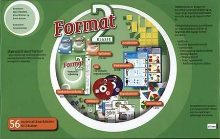 Format 2, Værkstedskasse af Janus Madsen, Lone Anesen og Nina Winther Arnt