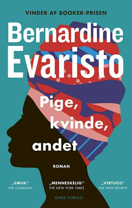Pige, kvinde, andet af Bernardine Evaristo