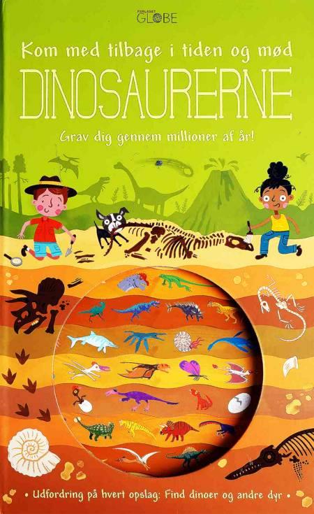 Kom med tilbage i tiden og mød dinosaurerne