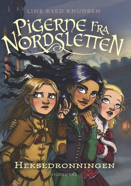 Heksedronningen af Line Kyed Knudsen