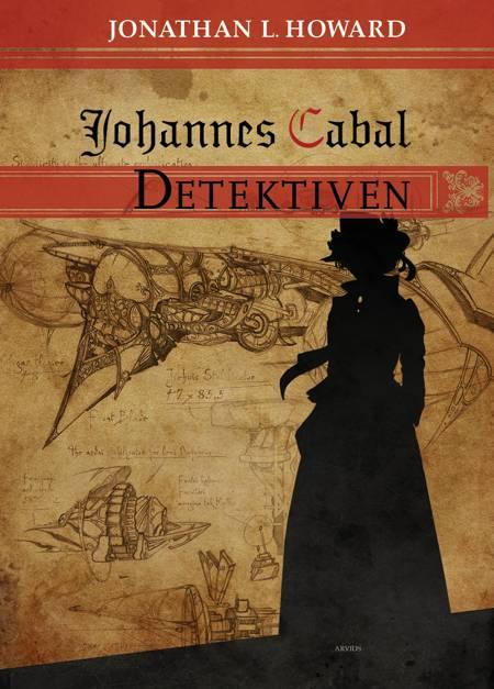 Johannes Cabal - Detektiven af Jonathan L. Howard