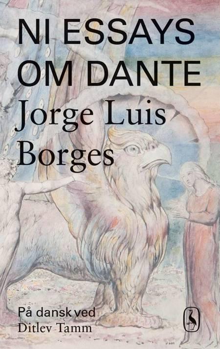Ni essays om Dante af Jorge Luis Borges