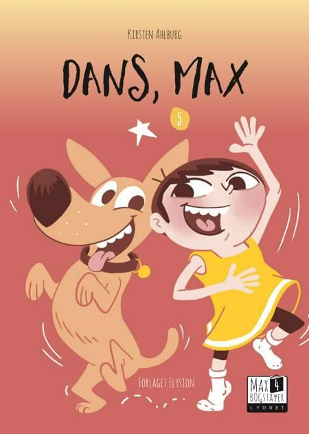Dans, Max af Kirsten Ahlburg