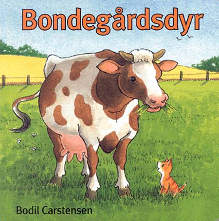 Bondegårdsdyr af Bodil Carstensen