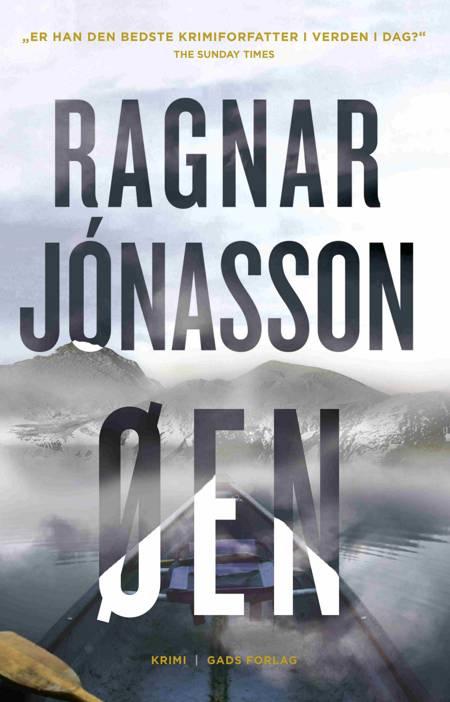 Øen af Ragnar Jónasson