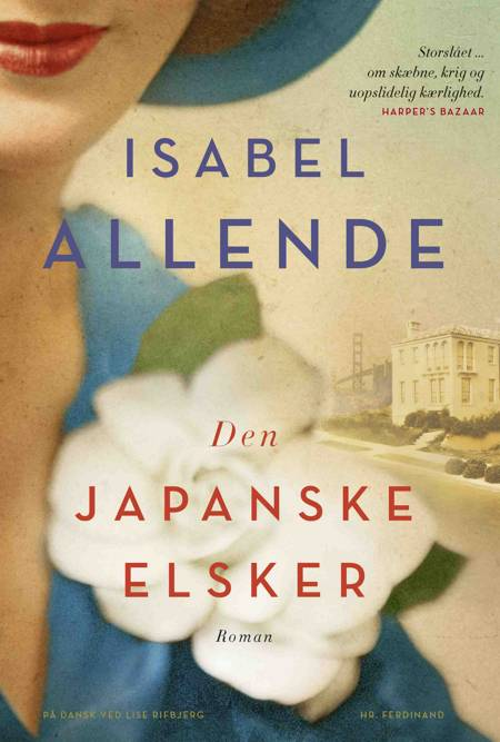 Den japanske elsker af Isabel Allende
