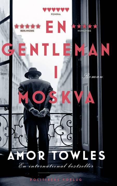 En gentleman i Moskva af Amor Towles