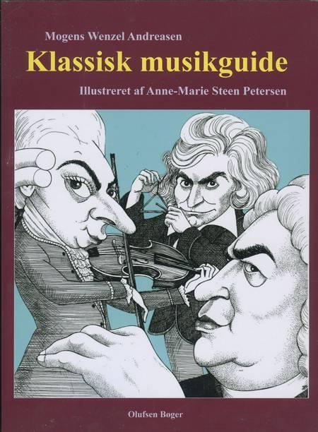 Klassisk Musikguide af Mogens Wenzel Andreasen