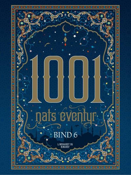 1001 nats eventyr bind 6 af Flere forfattere