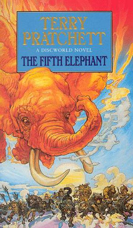 The Fifth Elephant af Terry Pratchett