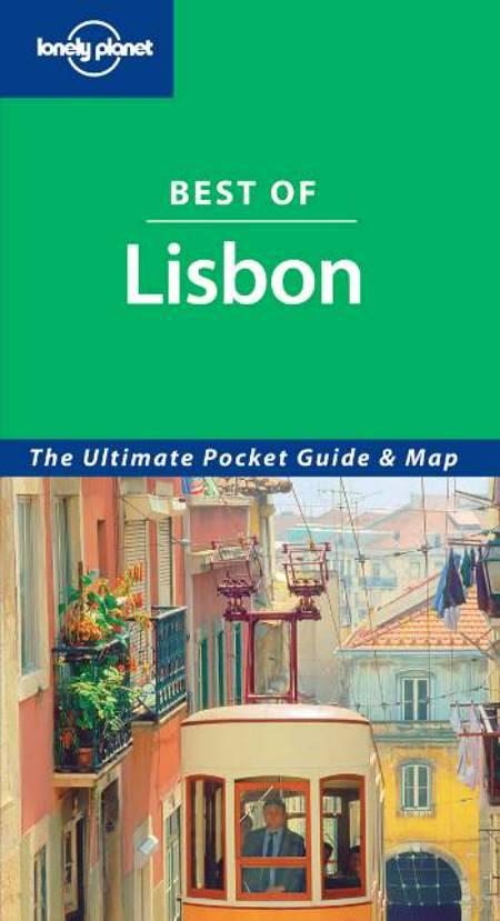 Lisbon af Lara Dunston og Terry Carter