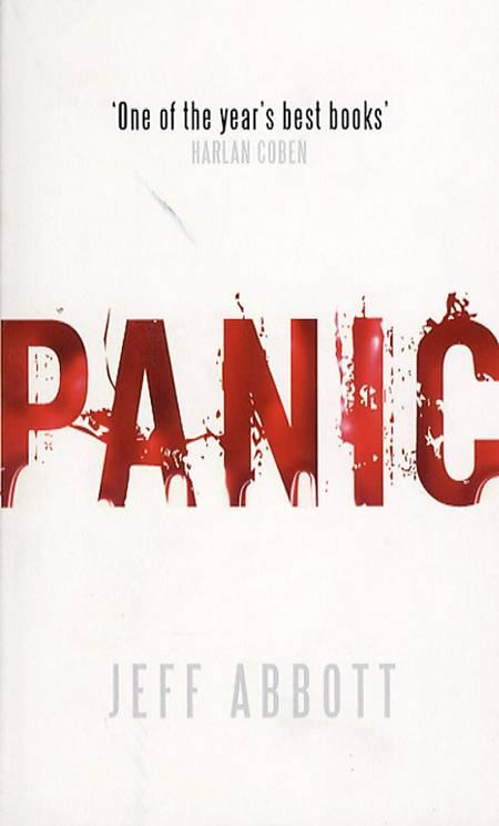 Panic (TWB) af Jeff Abbott