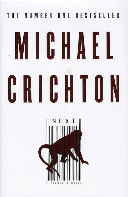 Next (hco) af Michael Crichton