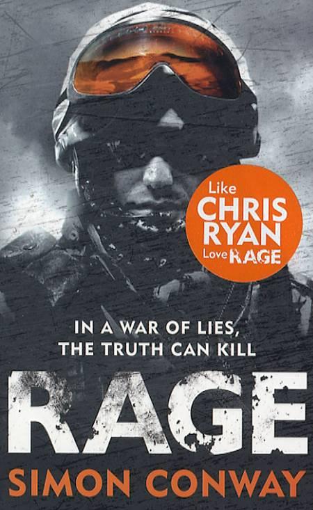 Rage (HO) af Simon Conway