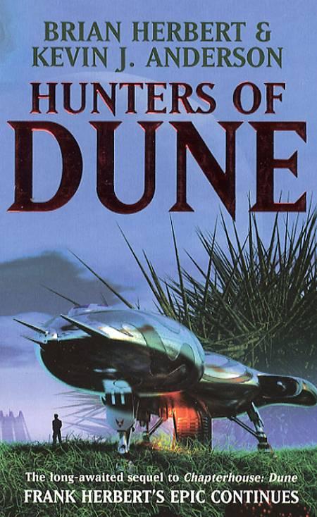 Hunters of Dune af Anderson og Brian Herbert