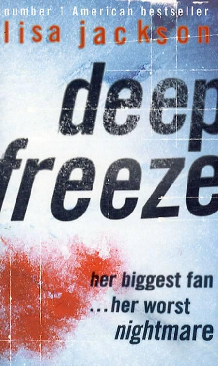 Deep freeze (ho) af Lisa Jackson