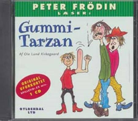 DIGITAL BUTIK. GUMMI TARZAN GB af PETER FRÖDIN LÆSER GUMMI TARZAN