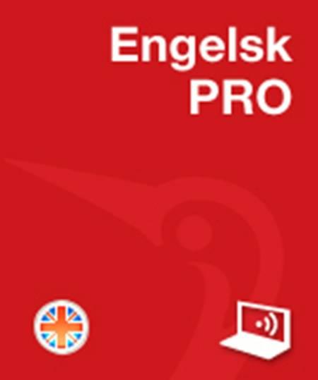 Engelsk PRO Online af B. Kjærulff Nielsen, Jens Axelsen, C. A. Bodelsen og H. Vinterberg m.fl.