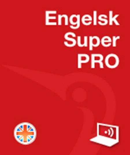Engelsk Super PRO Online af Gyldendal Ordbogsredaktion