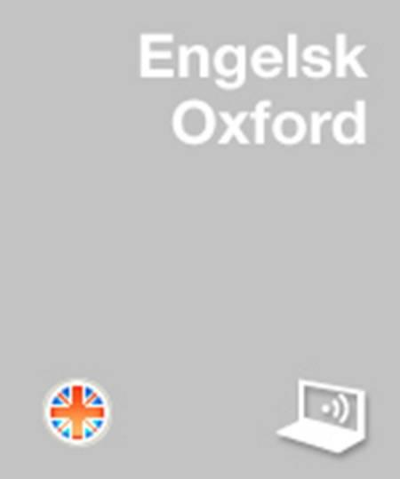 Engelsk Oxford Online af Gyldendal Ordbogsredaktion