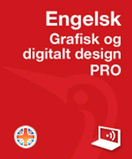Engelsk PRO Grafisk og digitalt design af Thomas Arentoft Nielsen og Jørgen Høedt