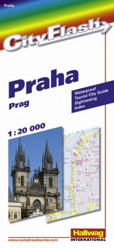 Hallwag, City Flash, Prag