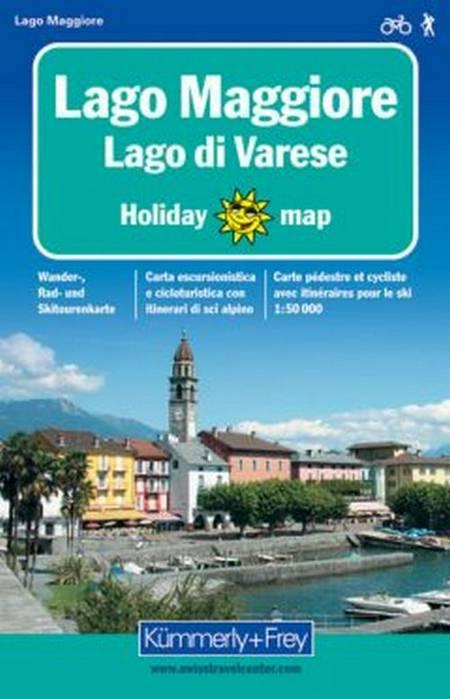 K+F, feriekort, Italien: Maggioresøen