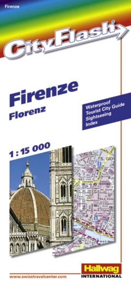 Hallwag, City Flash, Firenze