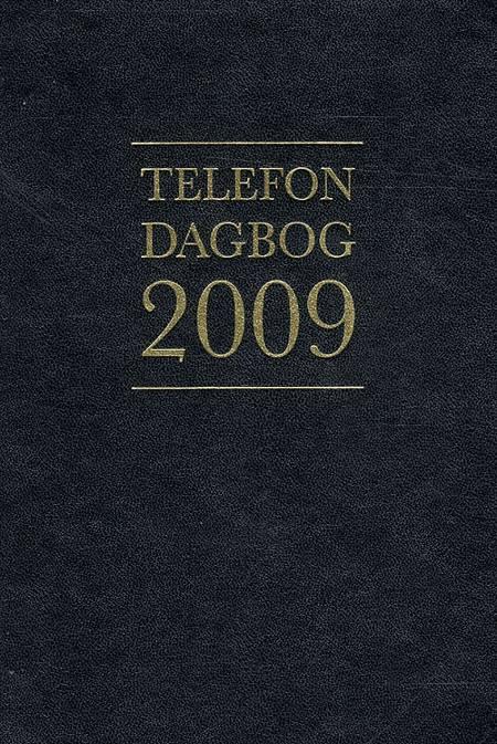 Telefondagbog 2009 - klassisk