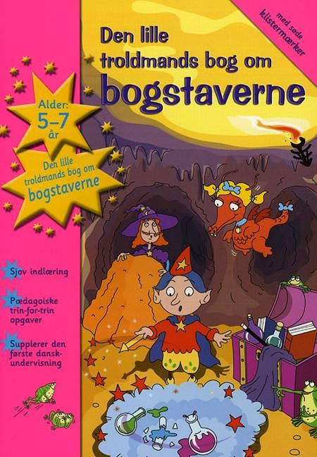 Den lille troldmands bog om bogstaverne