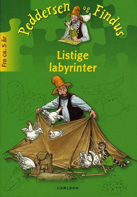 Peddersen og Findus: Listige labyrinter af Bettina Abel