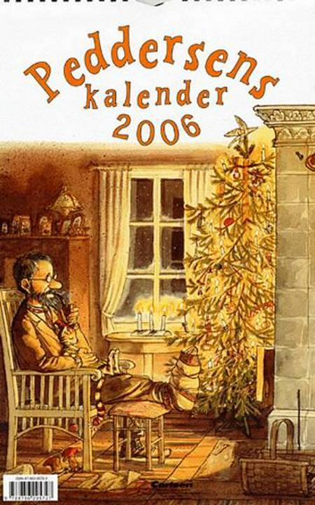 Peddersen kalender 2006