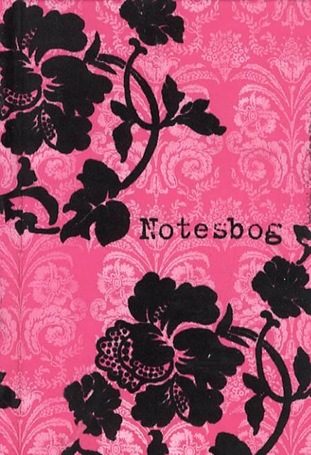 Tricia Guild notesbog (Pink)