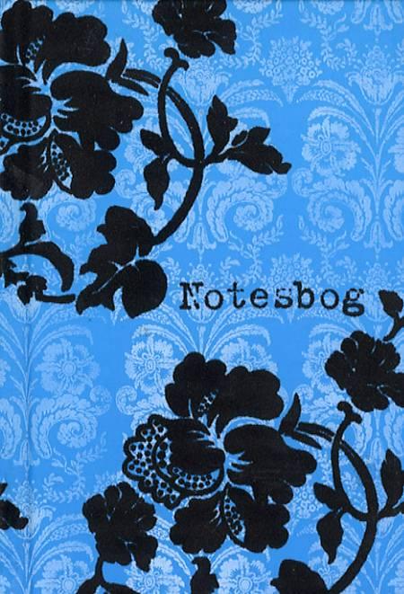 Tricia Guild notesbog (Blå)