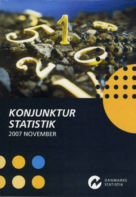 Konjunkturstatistik 2007 November