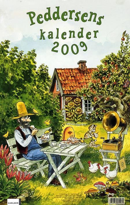 Peddersen kalender 2009