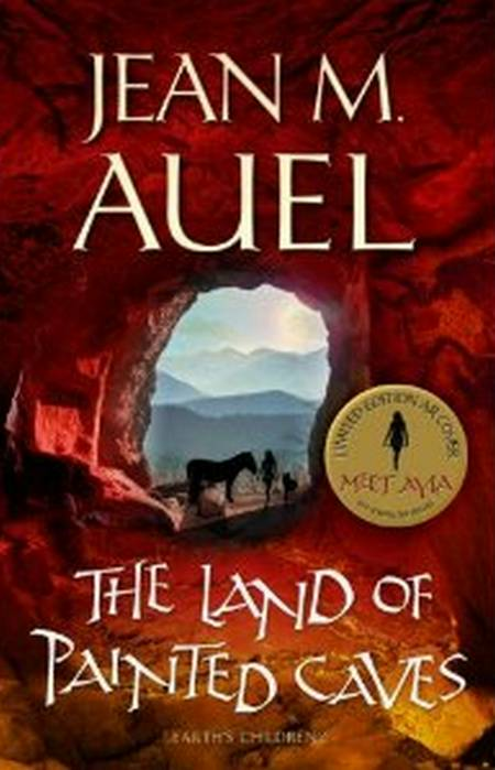 The Land of Painted Caves af Jean M. Auel