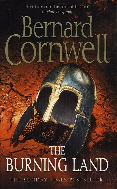 The Burning Land af Bernard Cornwell