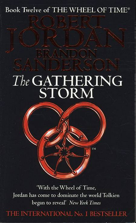 The Gathering Storm af Robert Jordan