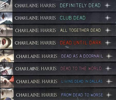 True Blood Box af Charlaine Harris