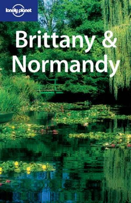 Brittany & Normandy af Jeanne Oliver og Miles Roddis