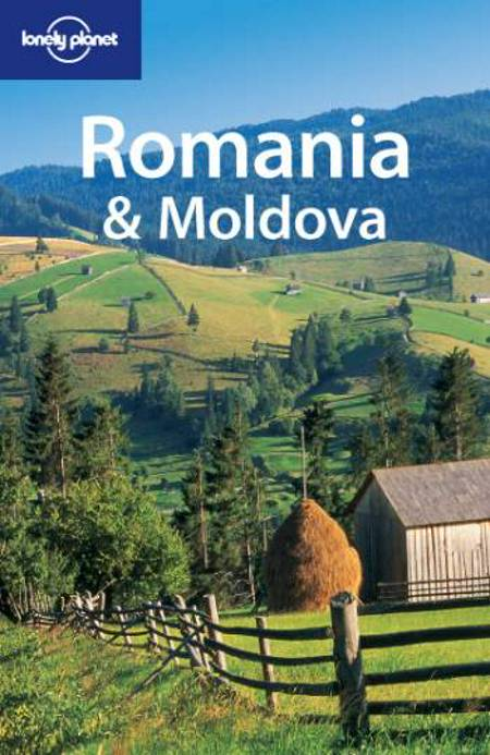 Romania & Moldova af Steve Kokker