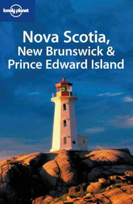 Nova Scotia, New Brunswick & Prince Edward Island af Karla Zimmerman