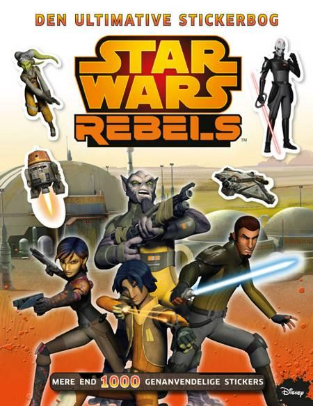 Den ultimative stickerbog om Star Wars - Rebels