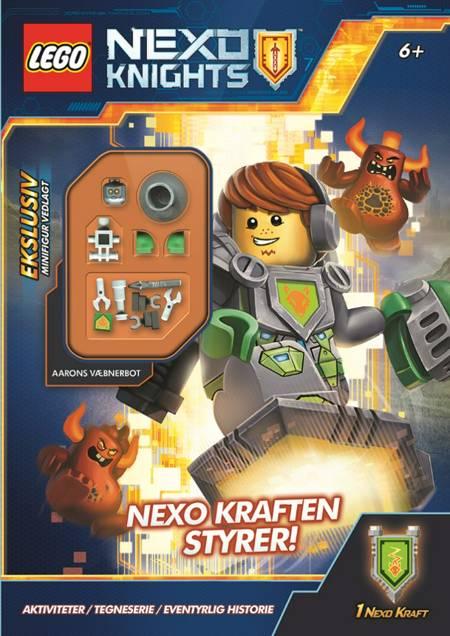 LEGO NEXO KNIGHTS: NEXO kraften styrer