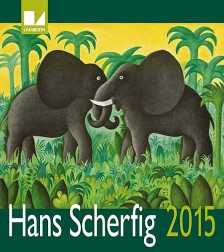 Hans Scherfig kalender 2015