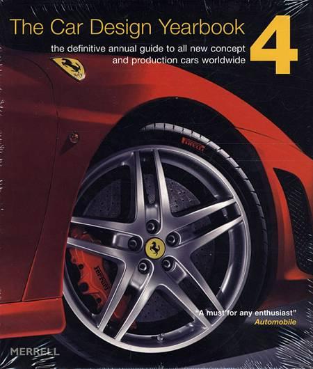 The Car Design Yearbook 4 af Stephen Newbury